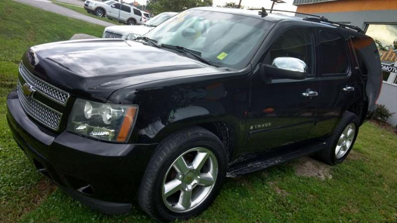 2008 Chevrolet Tahoe 4x2 LTZ 4dr SUV - Lake City FL