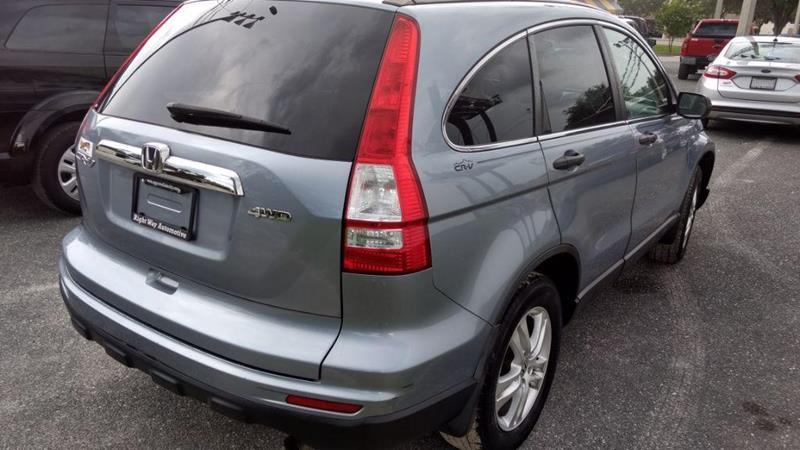 2011 Honda CR-V AWD EX 4dr SUV - Lake City FL