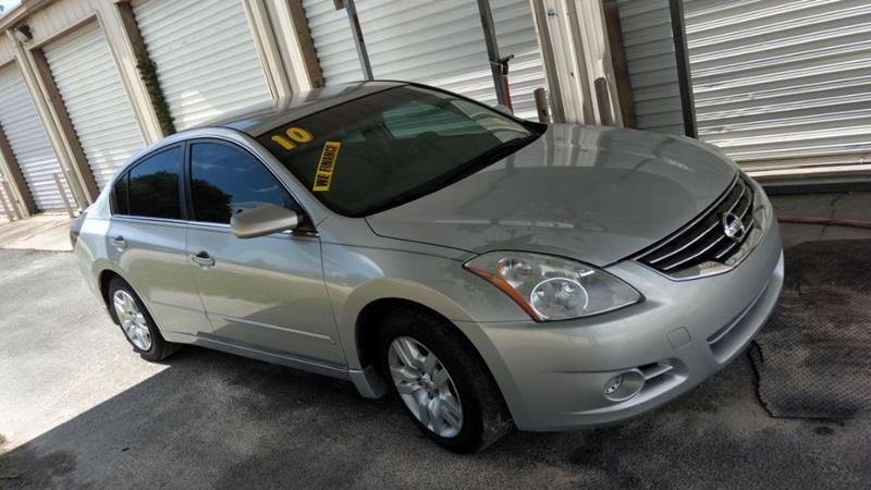 2010 Nissan Altima S - Lake City FL