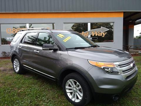 2014 Ford Explorer for sale in Lake City, FL