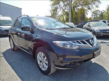 2011 Nissan Murano for sale in Lake City, FL