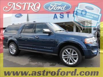 2015 Ford Expedition EL for sale in D'Iberville, MS