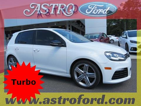 2012 Volkswagen Golf R for sale in D'Iberville, MS