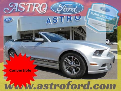 2014 Ford Mustang for sale in D'Iberville, MS