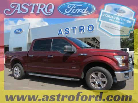 2015 Ford F-150 for sale in D'Iberville, MS