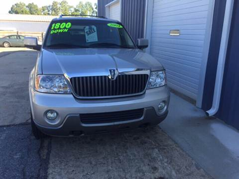 2004 Lincoln Navigator for sale in Greenville, SC