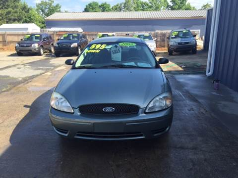 2005 Ford Taurus for sale in Greenville SC