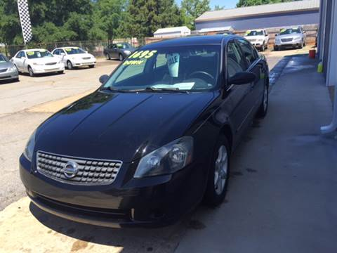 2005 Nissan Altima for sale in Greenville, SC