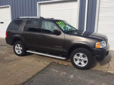 2005 Ford Explorer for sale in Greenville, SC