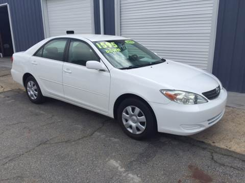2004 Toyota Camry for sale in Greenville, SC