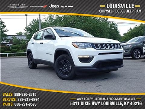 2017 Jeep Compass for sale in Louisville, KY