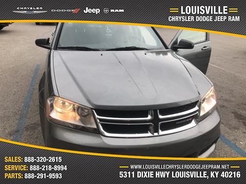 2012 Dodge Avenger for sale in Louisville, KY