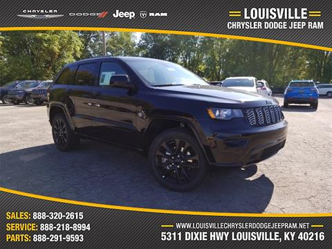 2018 Jeep Grand Cherokee for sale in Louisville, KY