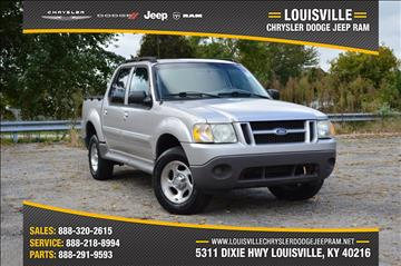 2003 Ford Explorer Sport Trac for sale in Louisville, KY