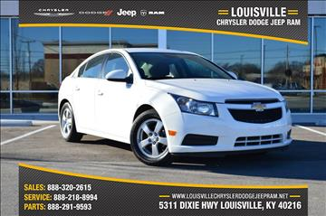 2014 Chevrolet Cruze for sale in Louisville, KY