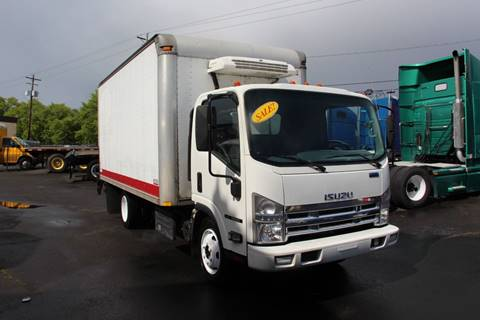 2012 Isuzu NQR for sale in Portland, OR