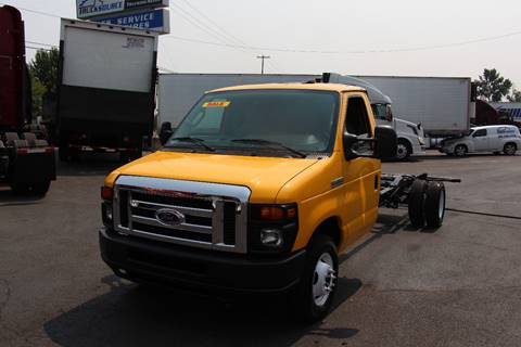 2014 Ford E350 CAB AND CHASSIS TRUCK for sale in Portland, OR