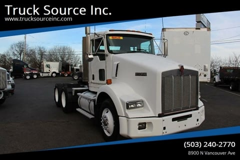2008 Kenworth T800 for sale in Portland, OR