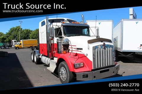 2013 Kenworth T800 for sale in Portland, OR