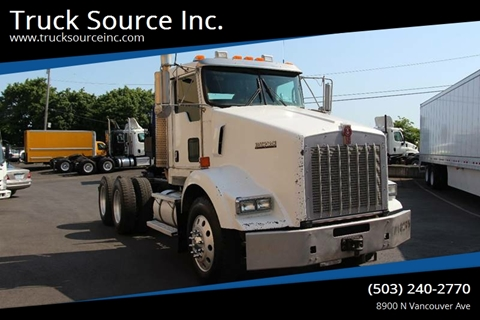 2010 Kenworth T800 for sale in Portland, OR