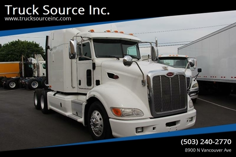 2013 Peterbilt 386 for sale in Portland, OR