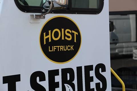 2019 Hoist TS 4x2