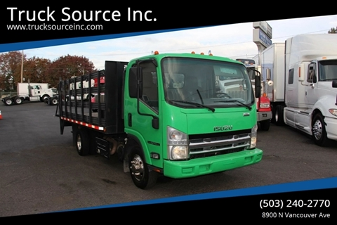 2013 Isuzu NPR HD S/A for sale at Truck Source Inc. in Portland OR