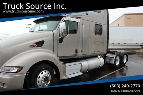 2007 Peterbilt 387 for sale in Portland, OR