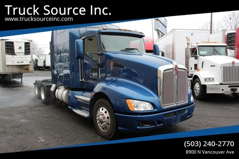 2013 Kenworth T660 for sale in Portland, OR