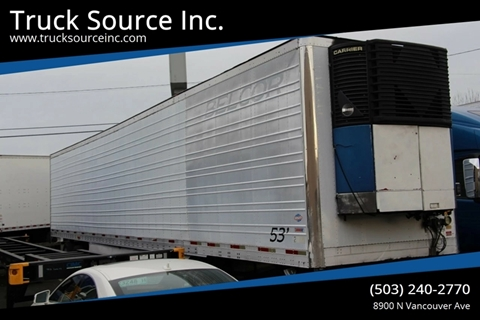 2003 Utility 300R for sale at Truck Source Inc. in Portland OR