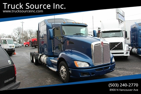 2014 Kenworth T660 for sale in Portland, OR