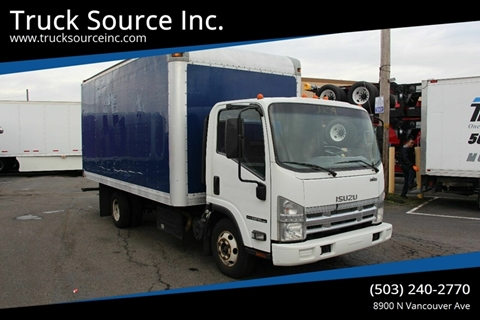2012 Isuzu NPR HD for sale in Portland, OR