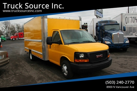 2017 GMC C/K 3500 Series for sale in Portland, OR