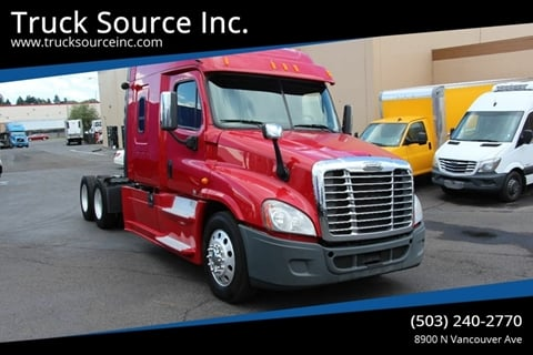 2014 Freightliner Cascadia for sale in Portland, OR
