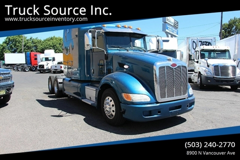 2014 Peterbilt 386 for sale in Portland, OR