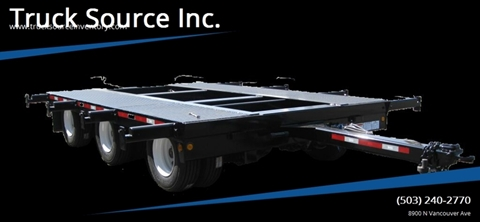 2020 Raja Modular House Movers Dolly for sale at Truck Source Inc. in Portland OR