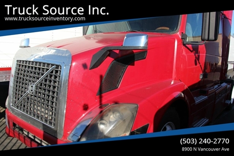 2003 Volvo VNL64T670 for sale at Truck Source Inc. in Portland OR