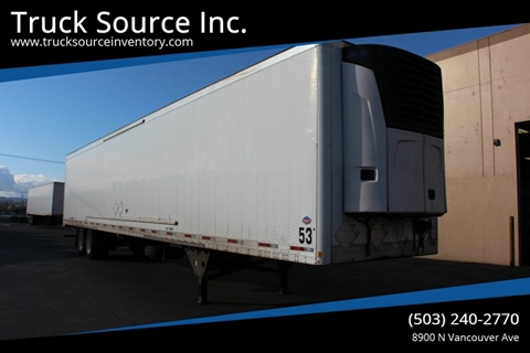 2012 Utility VS2RA for sale at Truck Source Inc. in Portland OR
