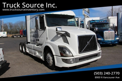 2016 Volvo VNL64T670 for sale at Truck Source Inc. in Portland OR