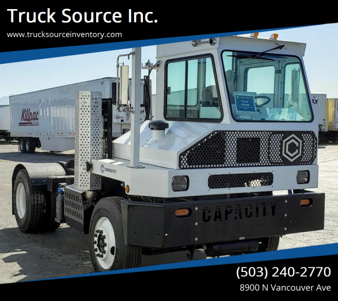 2020 Capacity TJ5000 for sale at Truck Source Inc. in Portland OR