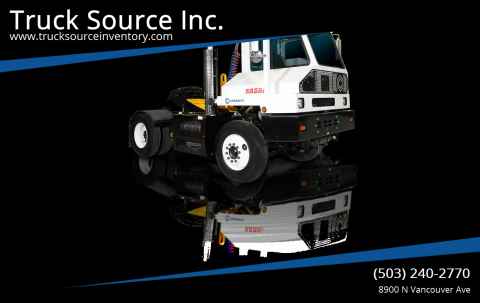 2020 Capacity Sabre 5 for sale at Truck Source Inc. in Portland OR