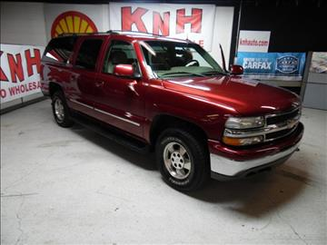 2002 Chevrolet Suburban for sale in Akron, OH