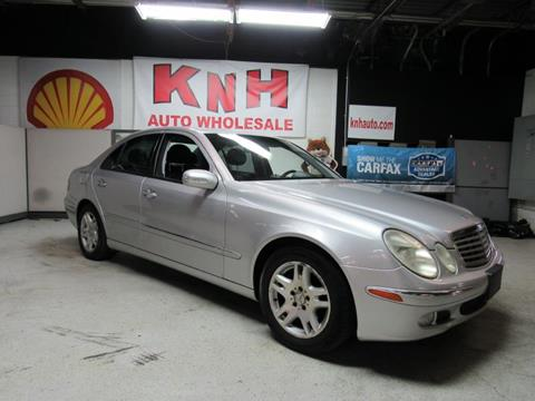 2005 Mercedes-Benz E-Class for sale in Akron, OH