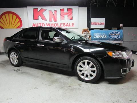 2010 Lincoln MKZ for sale in Akron, OH