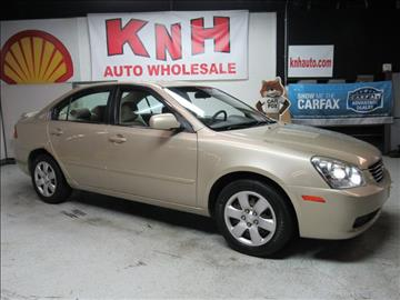 2008 Kia Optima for sale in Akron, OH