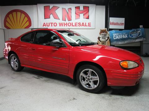 2000 Pontiac Grand Am for sale in Akron, OH