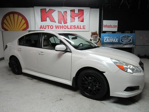 2010 Subaru Legacy for sale in Akron, OH