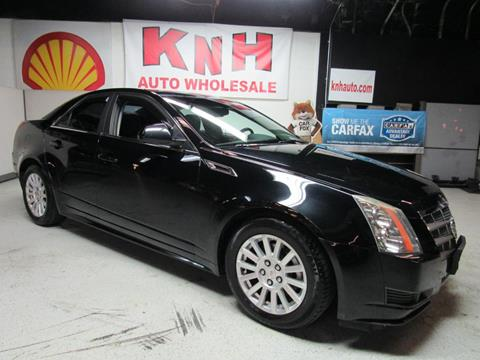 2011 Cadillac CTS for sale in Akron, OH