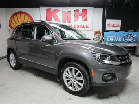 2013 Volkswagen Tiguan for sale in Akron, OH