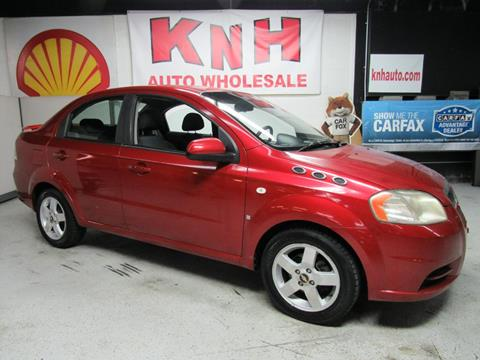2007 Chevrolet Aveo for sale in Akron, OH